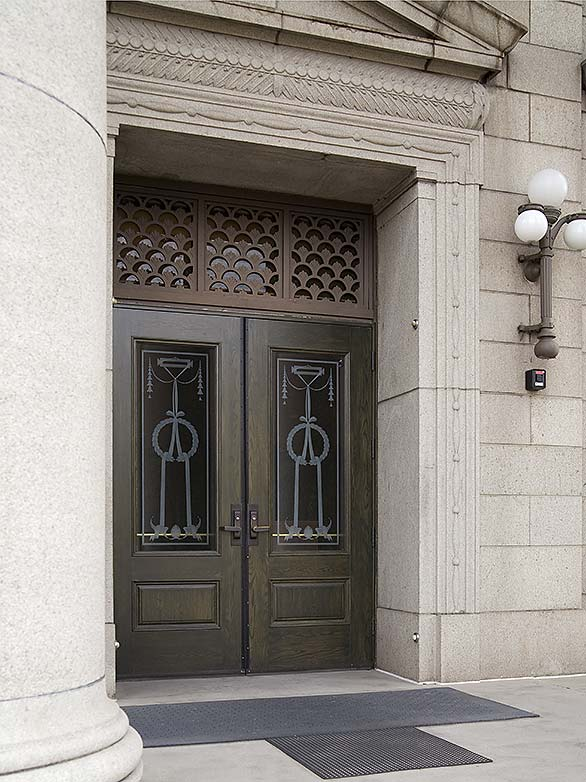 Custom Entries including Broadmoor Hotel | High Country Doors