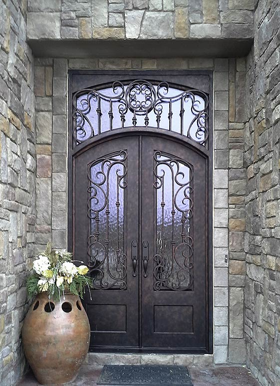 High Country Doors Midwest Iron Doors